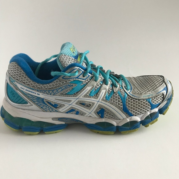 Asics Shoes - Women s ASICS Gel Nimbus 16 Running shoes size 9.5 fec5c4df62